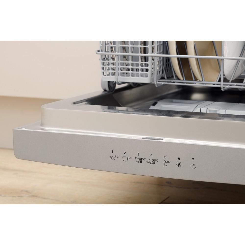 Indesit Посудомоечная машина Отдельностоящий DSFC 3T117 S Отдельностоящий A Lifestyle control panel