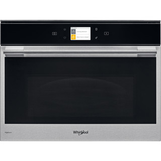 Horno microondas integrable Whirlpool W9 MW261 IXL con Conectividad - W Collection