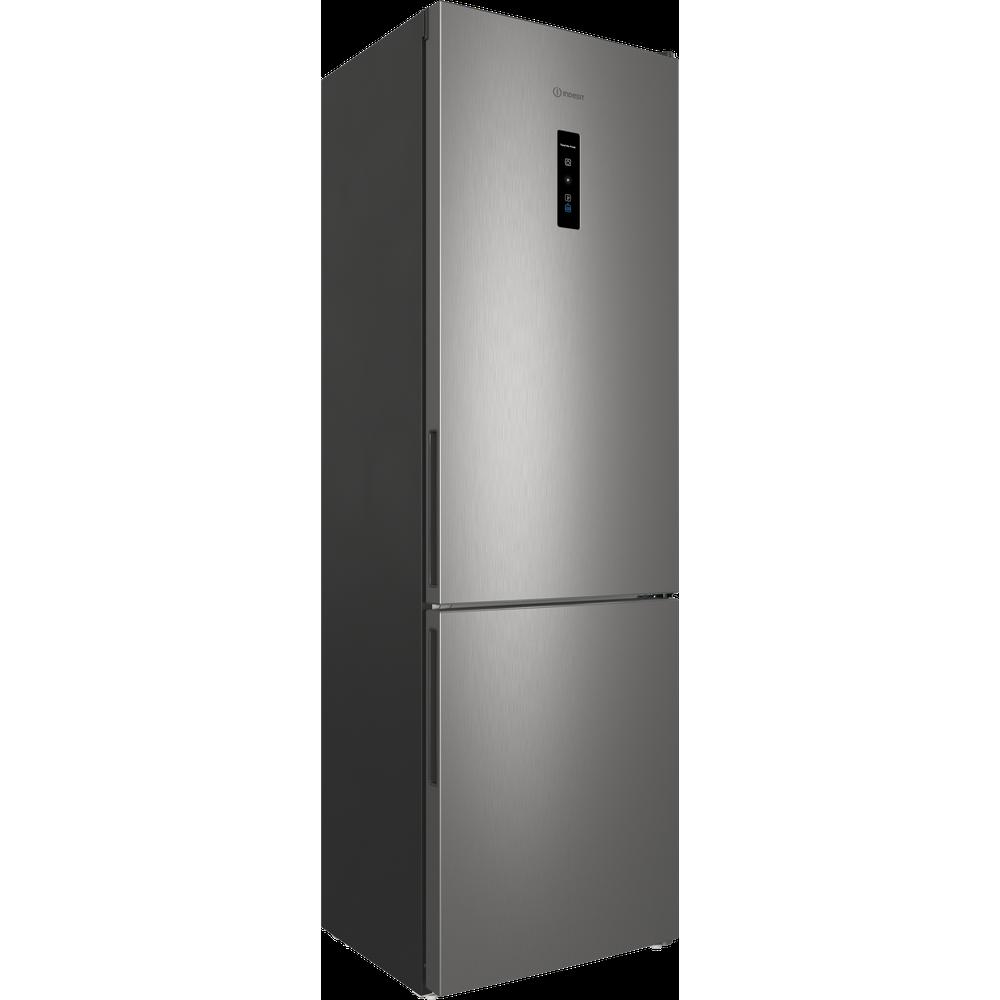 Indesit Холодильник с морозильной камерой Отдельностоящий ITR 5200 X Inox 2 doors Perspective