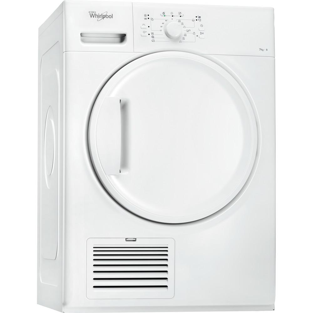 Secadora condensadora Whirlpool: libre instalación, 7kg - DDLX 70112