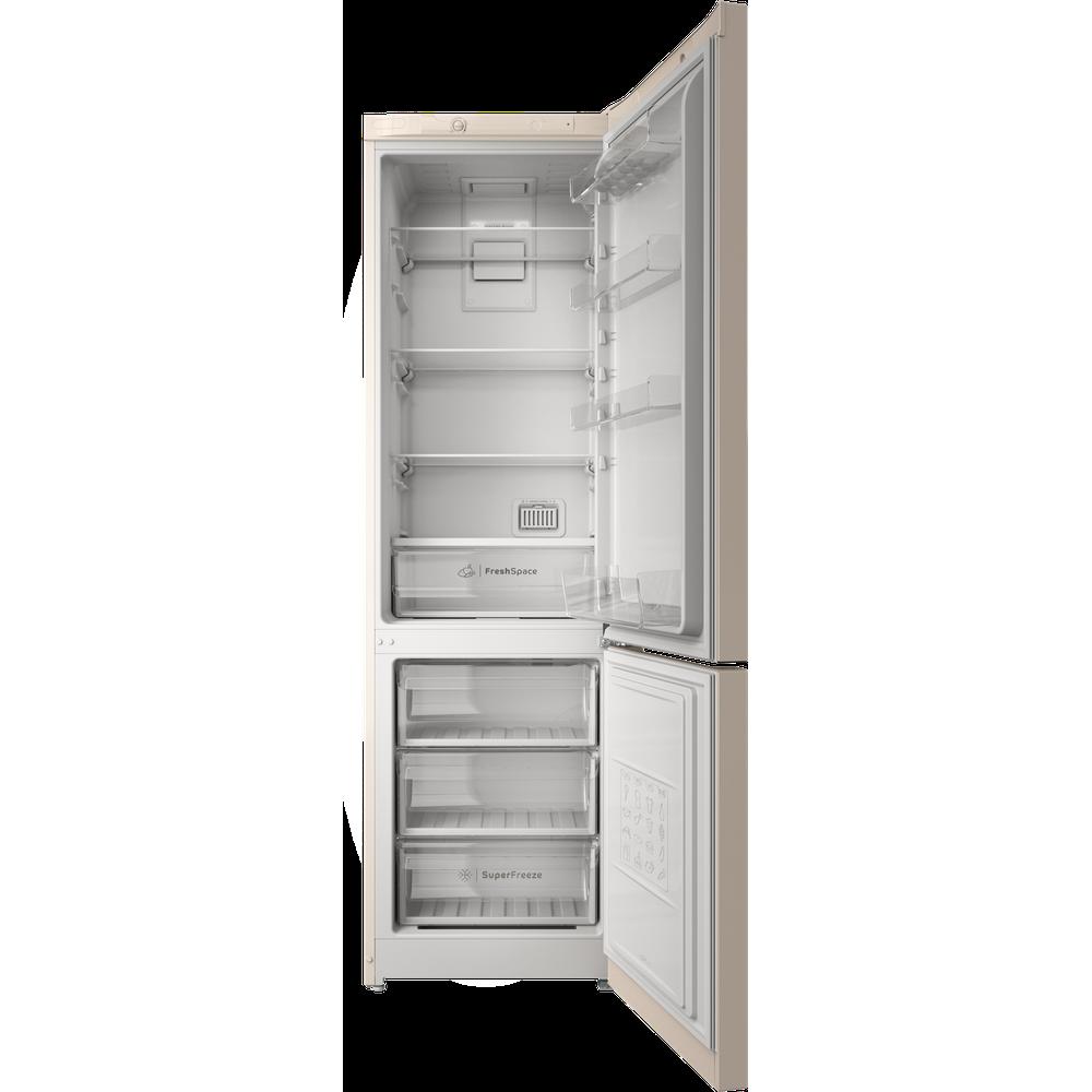 Indesit Холодильник с морозильной камерой Отдельностоящий ITS 4200 E Розово-белый 2 doors Frontal open