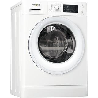 Whirlpool FWDD117168W Washer Dryer 11+7kg 1600rpm - White