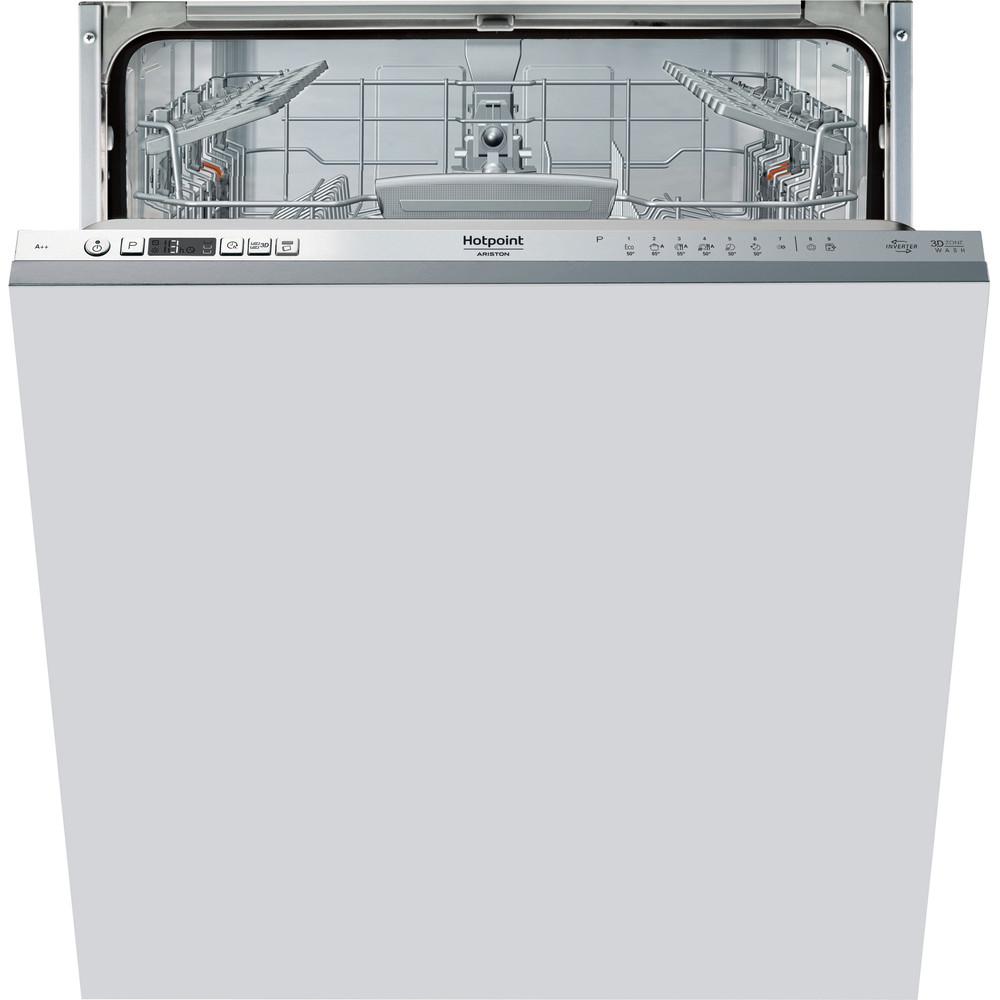Hotpoint_Ariston Посудомоечная машина Встраиваемая HIO 3C22 W Full-integrated A Frontal