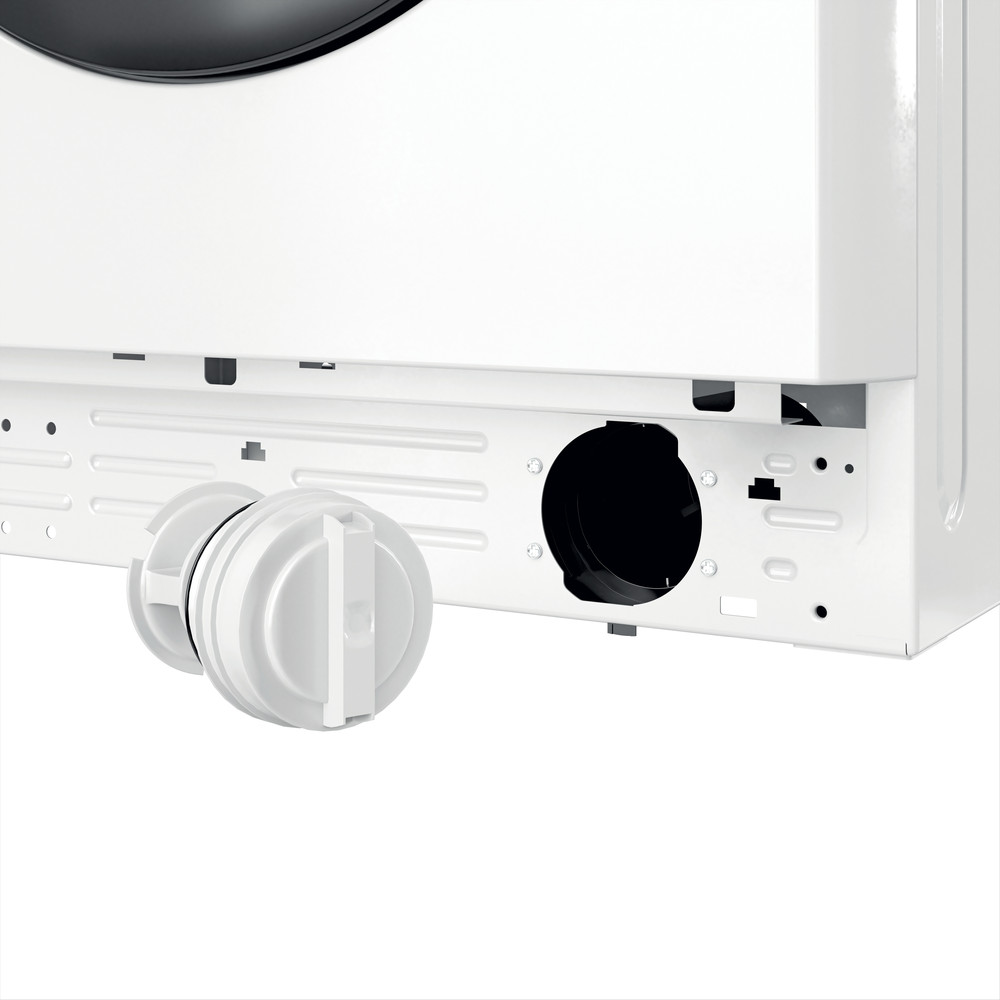 Indesit Пральна машина Соло OMTWSA 61053 WK EU Білий Front loader A+++ Filter
