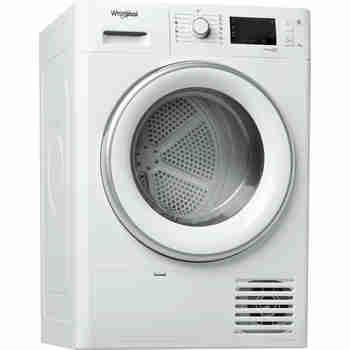 Whirlpool Dryr FT M22 9X2S EU Alb Perspective
