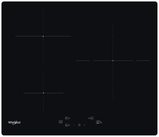 Индукционен стъклокерамичен плот Whirlpool - WS Q5760 NE