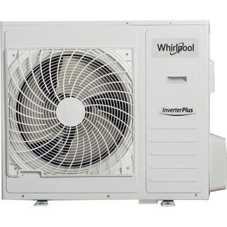 Whirlpool Ar Condicionado WA24ODU A++ Inversor Branco Back_Lateral