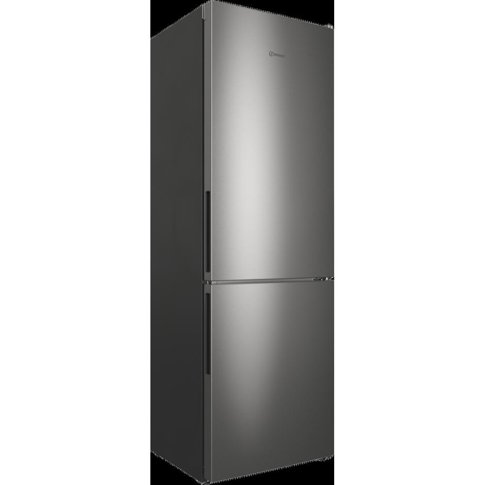 Indesit Холодильник с морозильной камерой Отдельностоящий ITR 4180 S Серебристый 2 doors Perspective