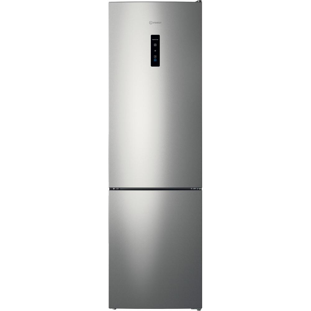 Indesit Холодильник с морозильной камерой Отдельностоящий ITD 5200 S Серебристый 2 doors Frontal