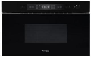 Whirlpool beépíthető mikorhullámú sütő: fekete szín - AMW 439/NB