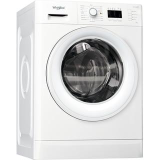 Whirlpool freestanding front loading washing machine: 7kg - FWL71253W UK