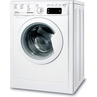 Отдельно стоящая стиральная машина Indesit с сушкой: 7 кг