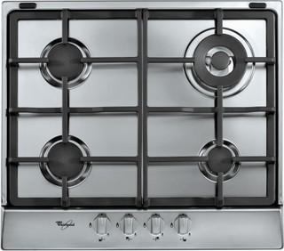 Whirlpool gas hob: 4 gas burners - AKR 353/IX