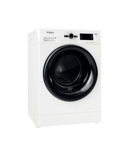 Свободностояща пералня със сушилня Whirlpool: 9 кг - FWDG 971682 WBV EE N