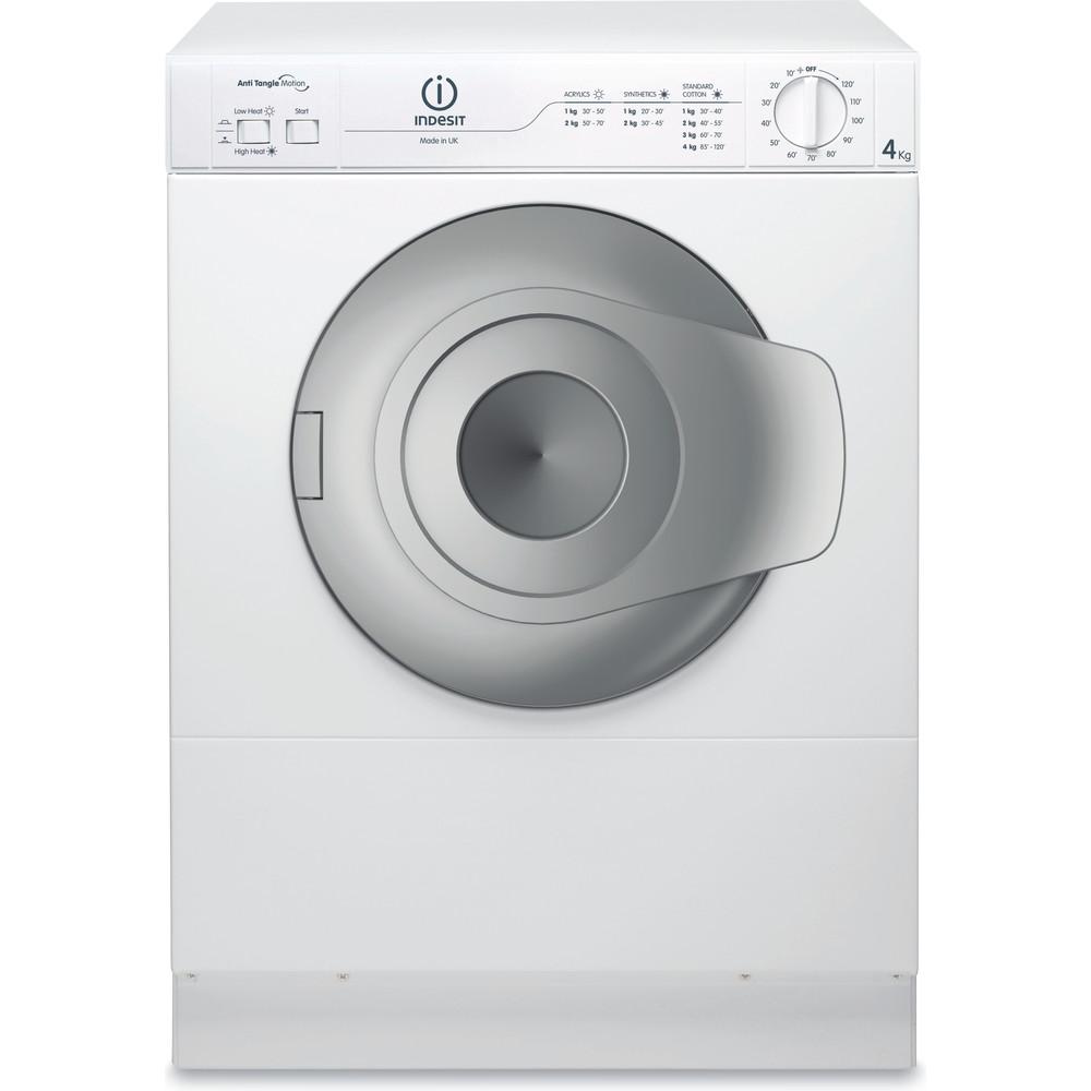 Indesit Dryer NIS 41 V (UK) White Frontal