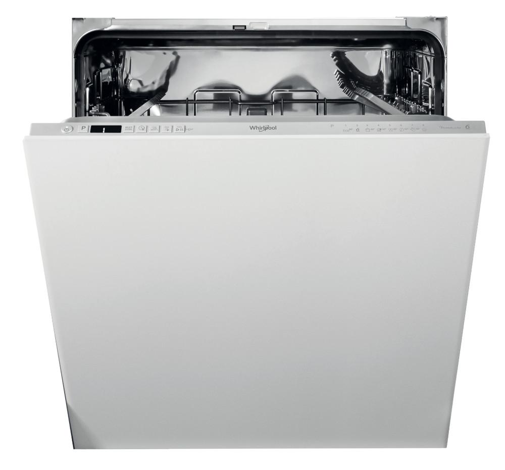 Whirlpool Dishwasher Vgradni WCIC 3C33 P Povsem vgrajen A+++ Frontal