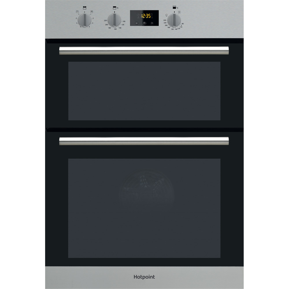 Hotpoint Double oven DD2 544 C IX Inox A Frontal