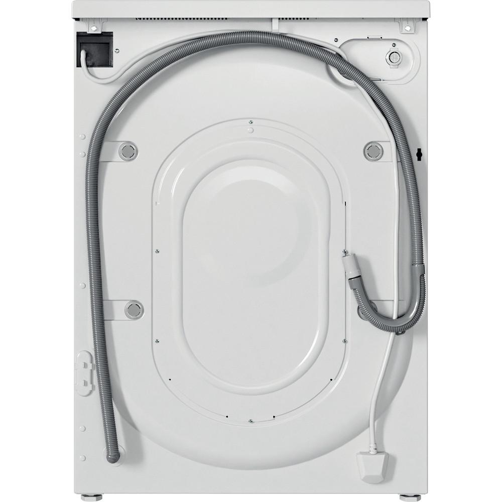 Indesit Стиральная машина Отдельностоящий IWC 6105 (CIS) Белый Фронтальная загрузка A Back / Lateral