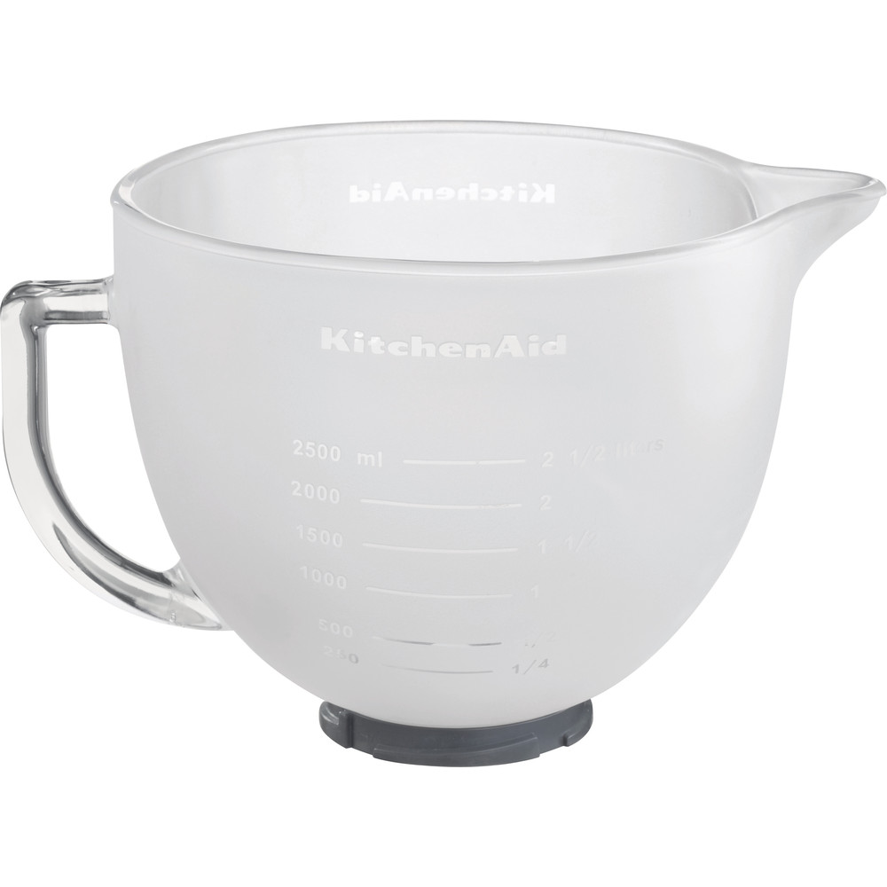 FROSTED GLASS MIXING BOWL 4.8L 5K5GBF