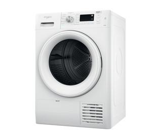 Whirlpool tørretumbler med kondensator: fritstående, 8 kg - FFT CM11 8XB EE