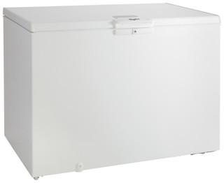 Vapaasti sijoitettava Whirlpool säiliöpakastin: Valkoinen - W 311 FO 2