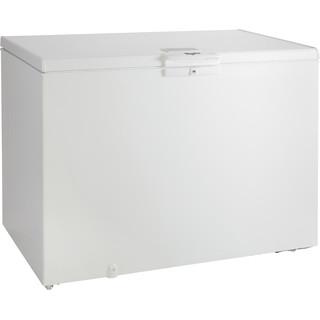 Whirlpool Congelador Independente com possibilidade de integrar WHE31352 FO 2 Branco Perspective