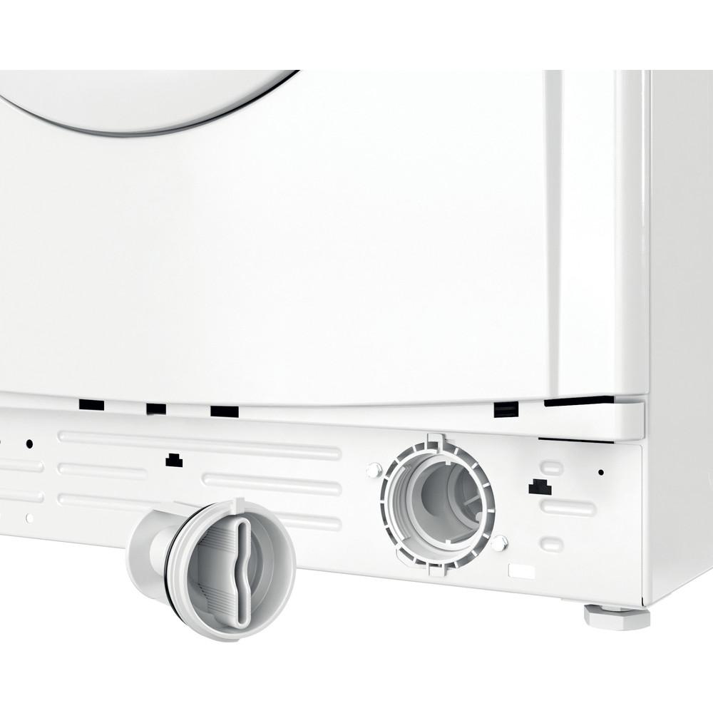 Indesit Waschmaschine Freistehend EWE 61251E W EU N Weiß Frontlader F Filter