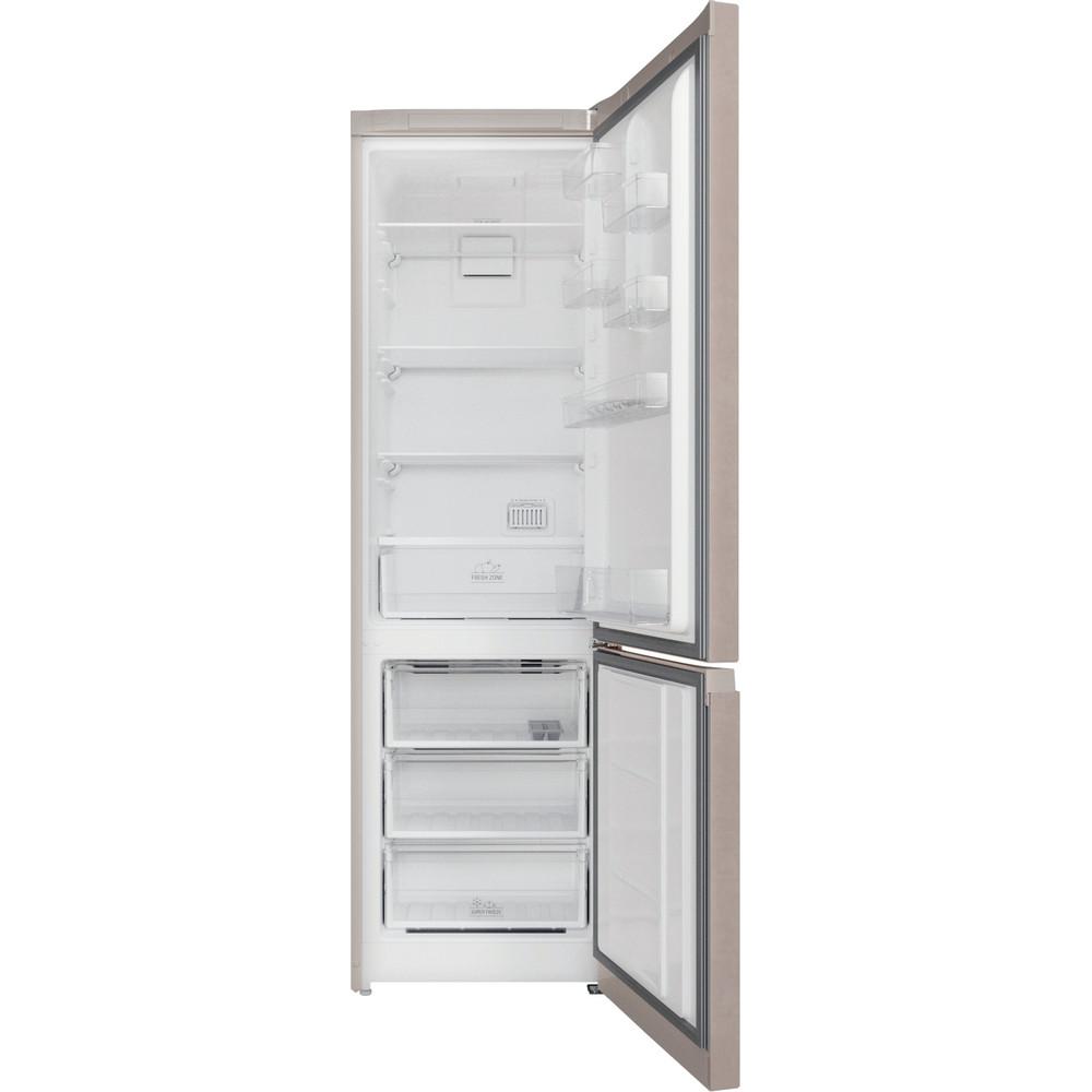 Hotpoint_Ariston Комбинированные холодильники Отдельностоящий HTD 5200 M Мраморный 2 doors Frontal open