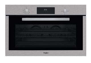 Whirlpool built in gas oven: inox color - MSA I 5G3F IX
