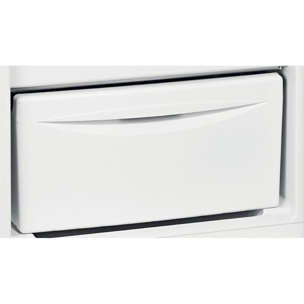 Indesit Морозильная камера Отдельностоящий MFZ 10 Белый Drawer