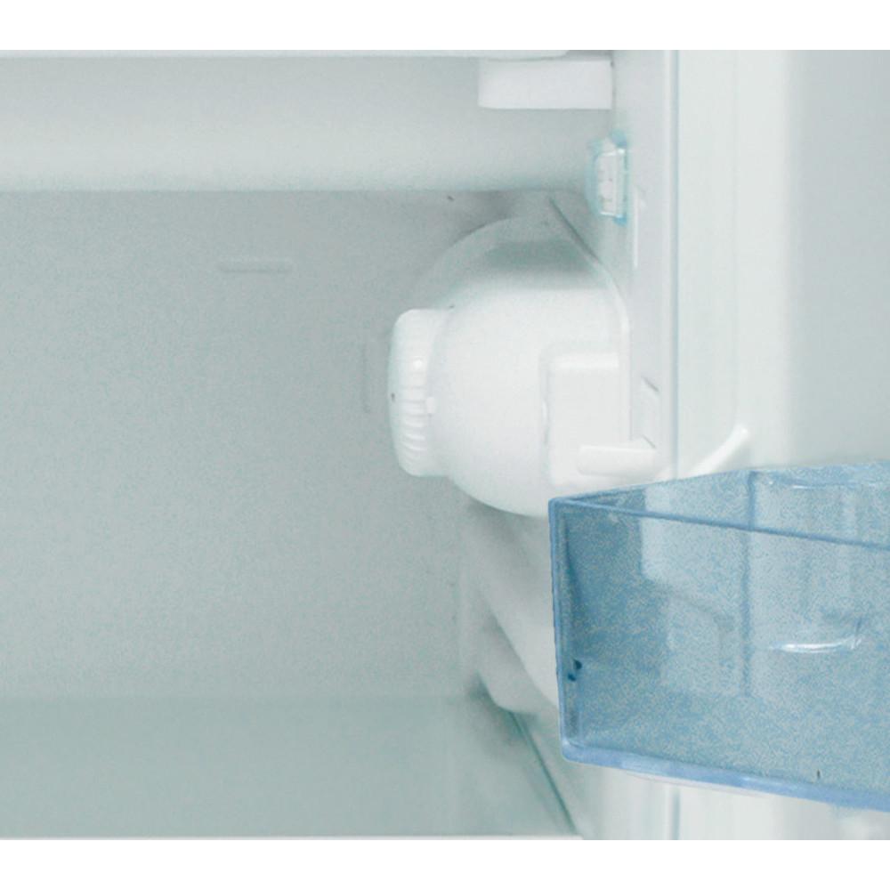 Indesit Kühlschrank Freistehend I55VM 1120 W CH 2 Weiss Control panel