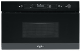 Whirlpool ugradna mikrotalasna rerna: crna boja - AMW 4900/NB