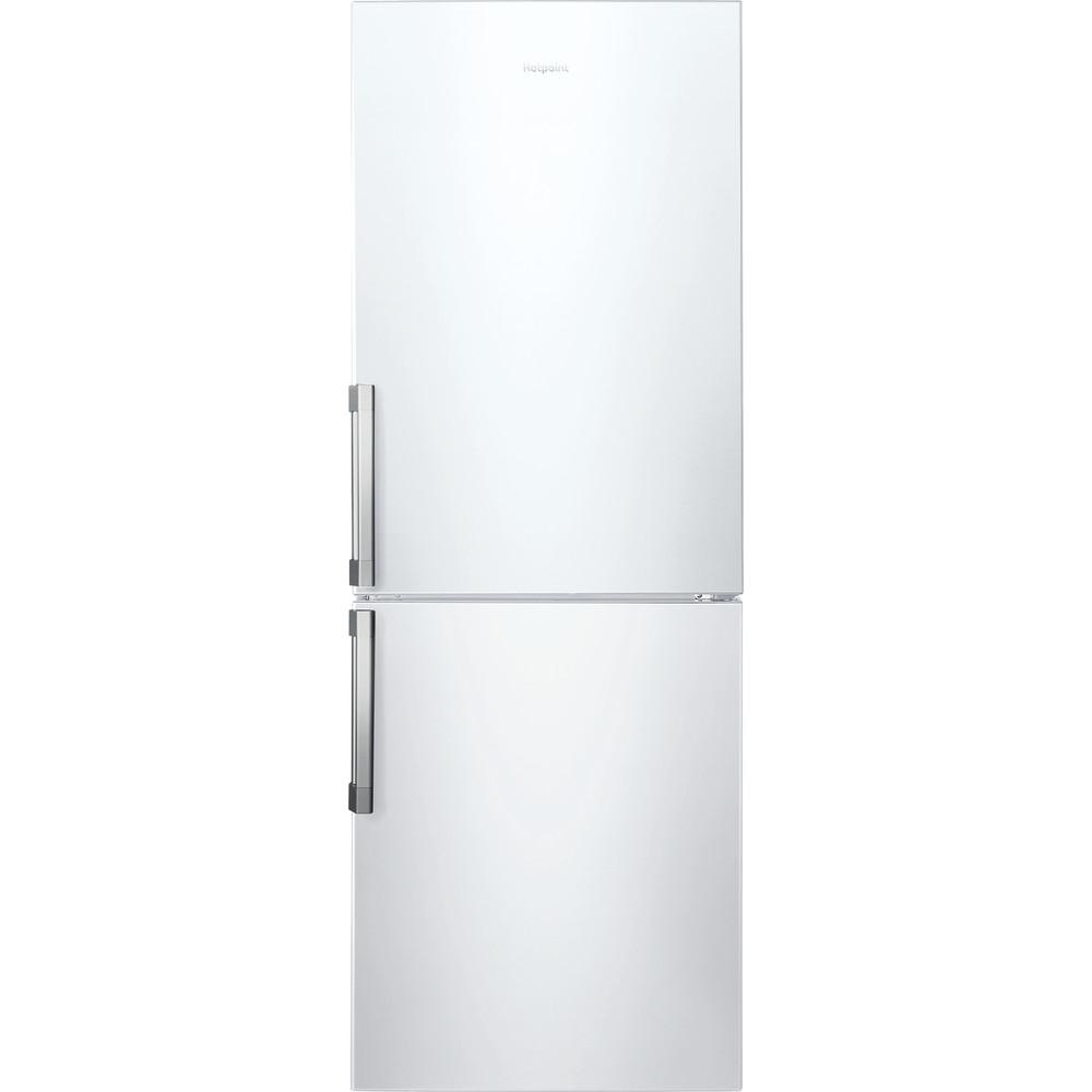 Hotpoint Fridge Freezer Free-standing NFFUD 190 W White 2 doors Frontal