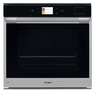 Whirlpool vgradna električna pečica : Inox barva, Samodejno čiščenje - W9 OS2 4S1 P