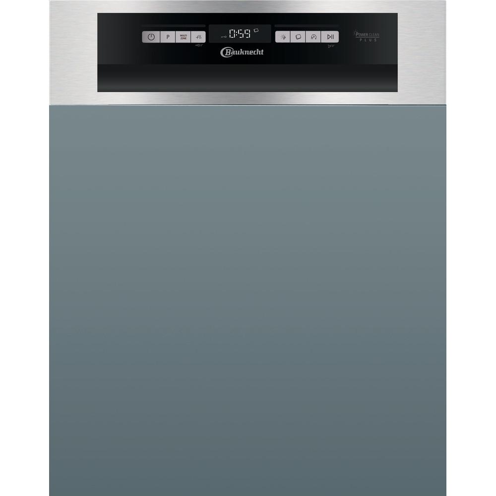 Bauknecht Dishwasher Einbaugerät BSBO 3O35 PF X Teilintegriert D Frontal