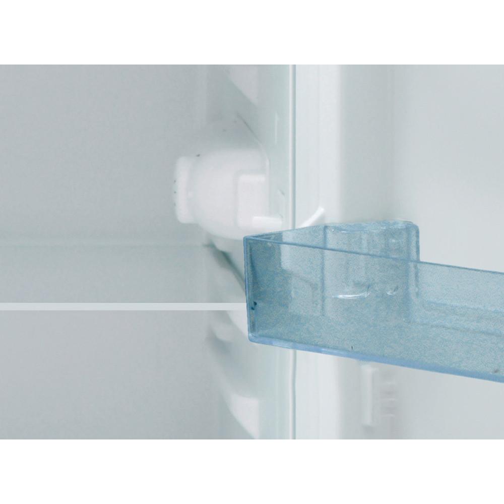 Indesit Réfrigérateur Pose-libre I55RM 1120 W Blanc Control panel