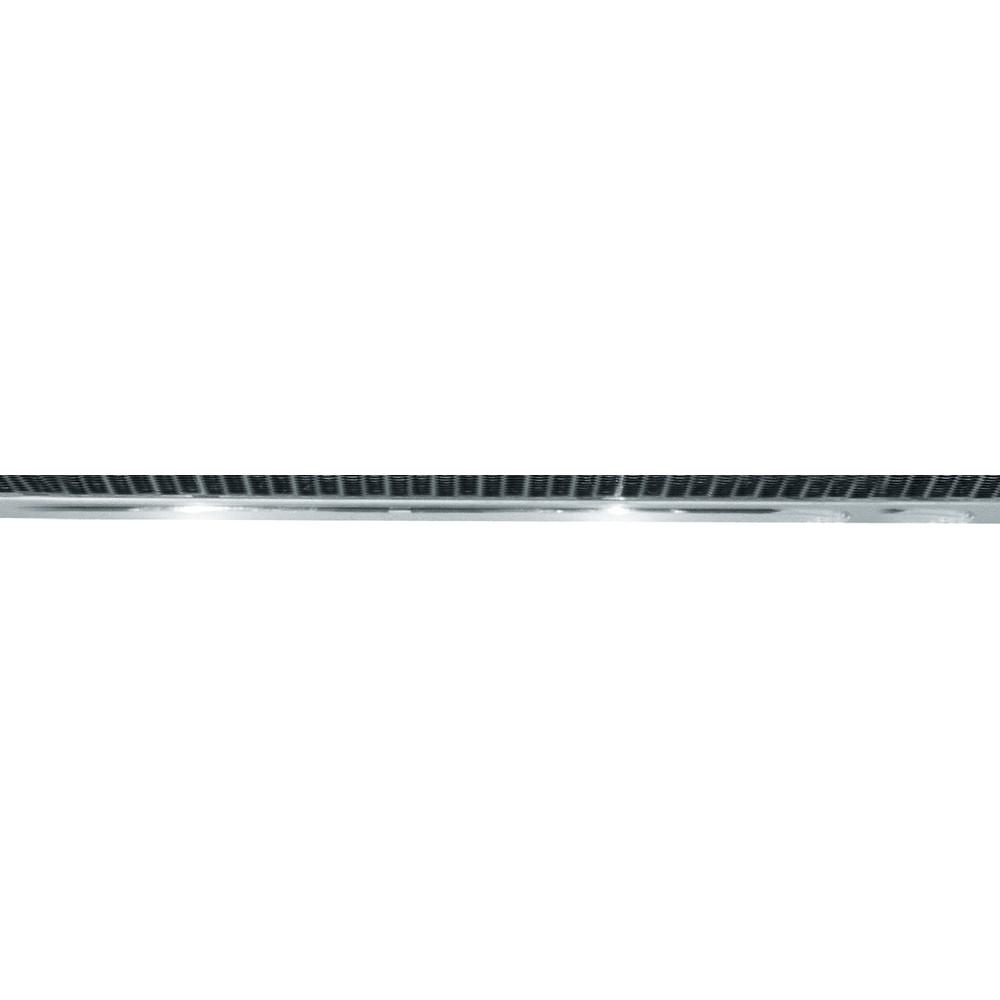 Indesit Вытяжной шкаф Встраиваемый ISLK 66 LS X Inox Отдельностоящий Механическое Lifestyle detail