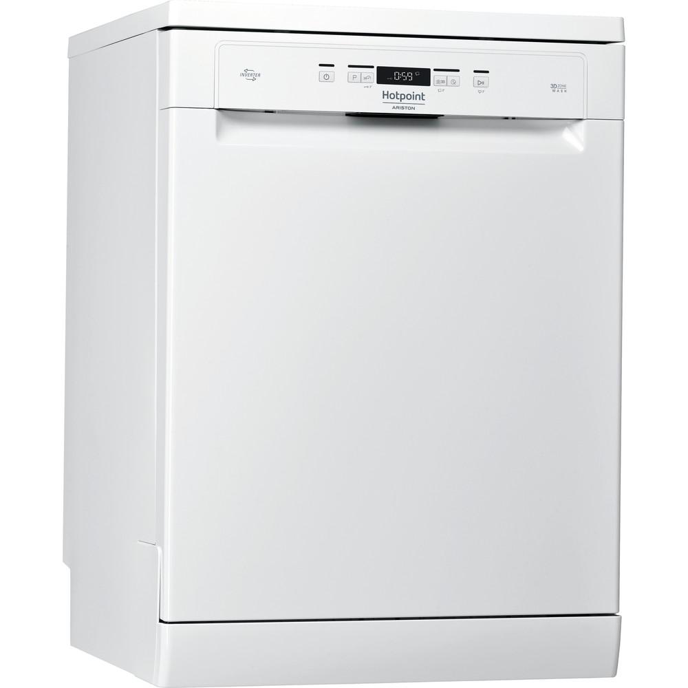 Hotpoint_Ariston Maşină de spălat vase Neincorporabil HFO 3T222 WG Neincorporabil A Perspective