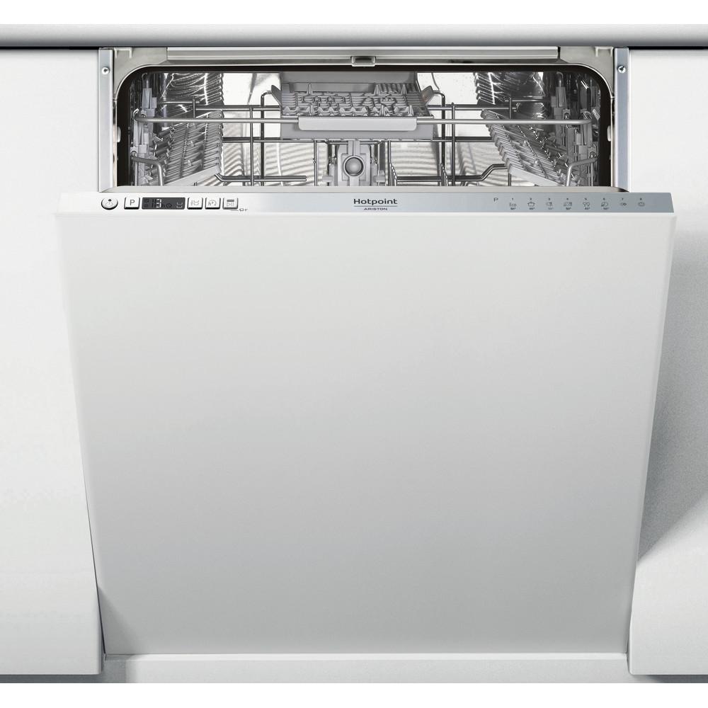 Hotpoint_Ariston Посудомоечная машина Встраиваемая HIC 3B19 C Full-integrated A Frontal