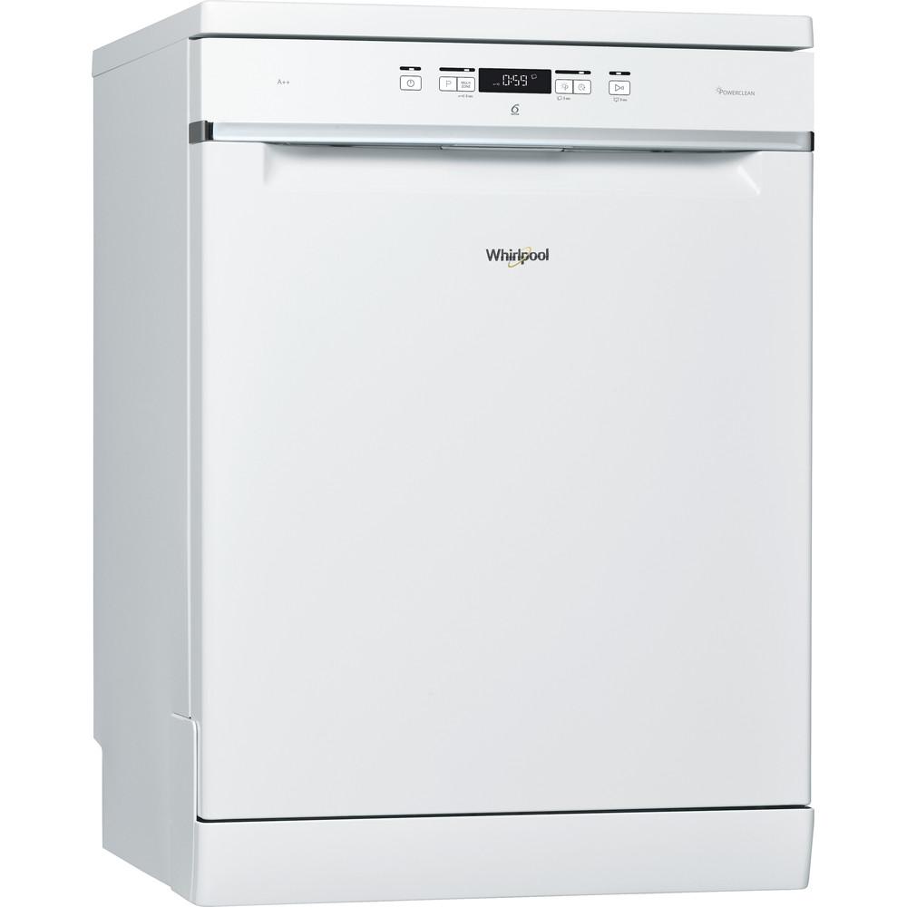 Whirlpool Dishwasher: in White - WFC 3C24 P UK