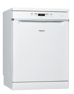 Lave-vaisselle Whirlpool: couleur blanche, standard - WFC 3C26 P