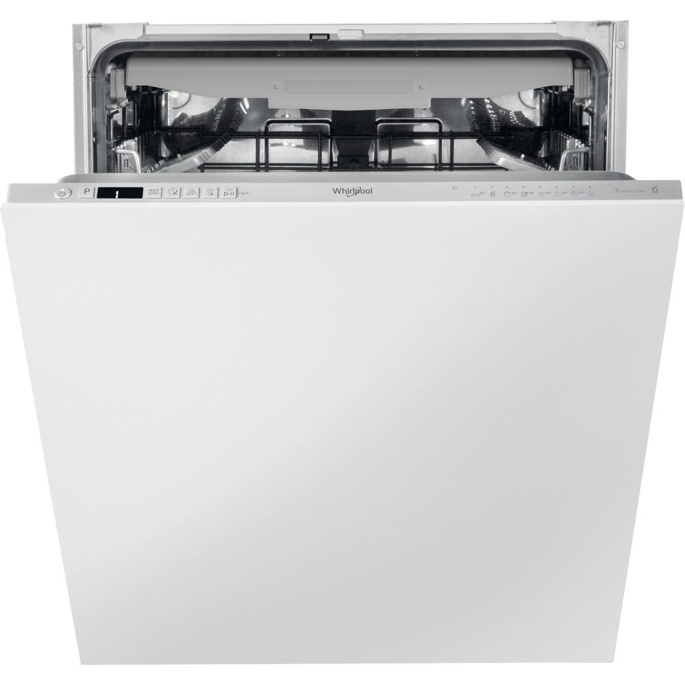 Whirlpool integrert oppvaskmaskin: farge sølv, 60 cm - WIC 3C34 PFE S
