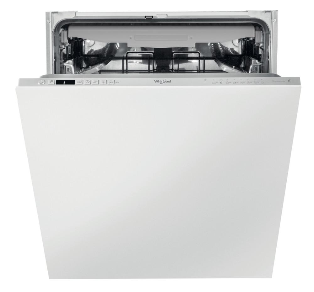 Whirlpool Astianpesukone Kalusteisiin sijoitettava WIC 3C34 PFE S Full-integrated D Frontal