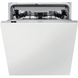 Lavavajillas integrable Whirlpool: color silver, 60 cm - WIC 3C34 PFE S