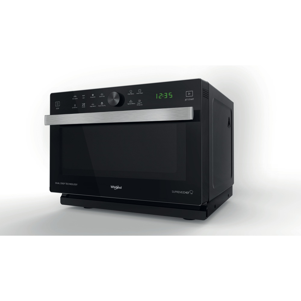 Micro-ondes combi MWP 338 B Whirlpool - 33 litres - 900 watt