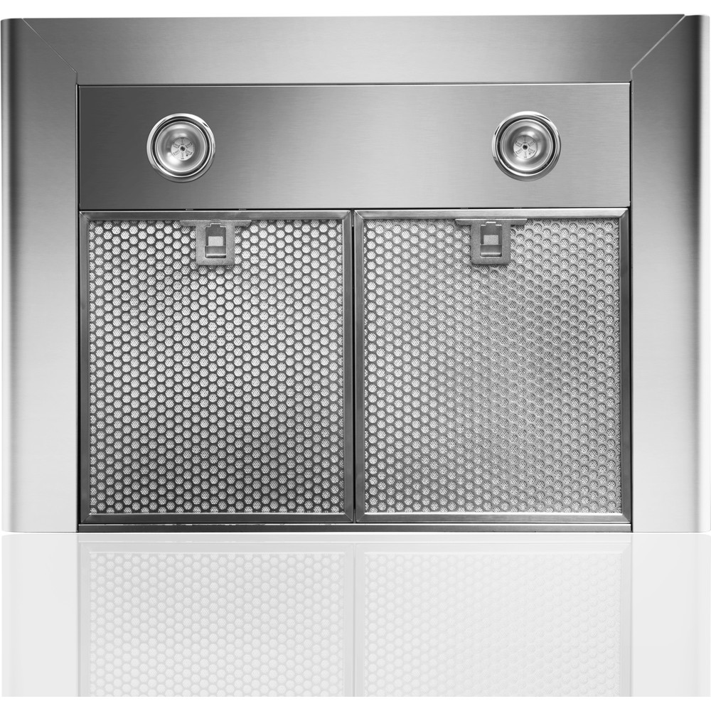Hotpoint HOOD Built-in PHC6.7FLBIX Inox Wall-mounted Electronic Frontal