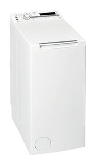 Päältä täytettävä vapaasti sijoitettava Whirlpool pyykinpesukone: 7 kg - DST 7000