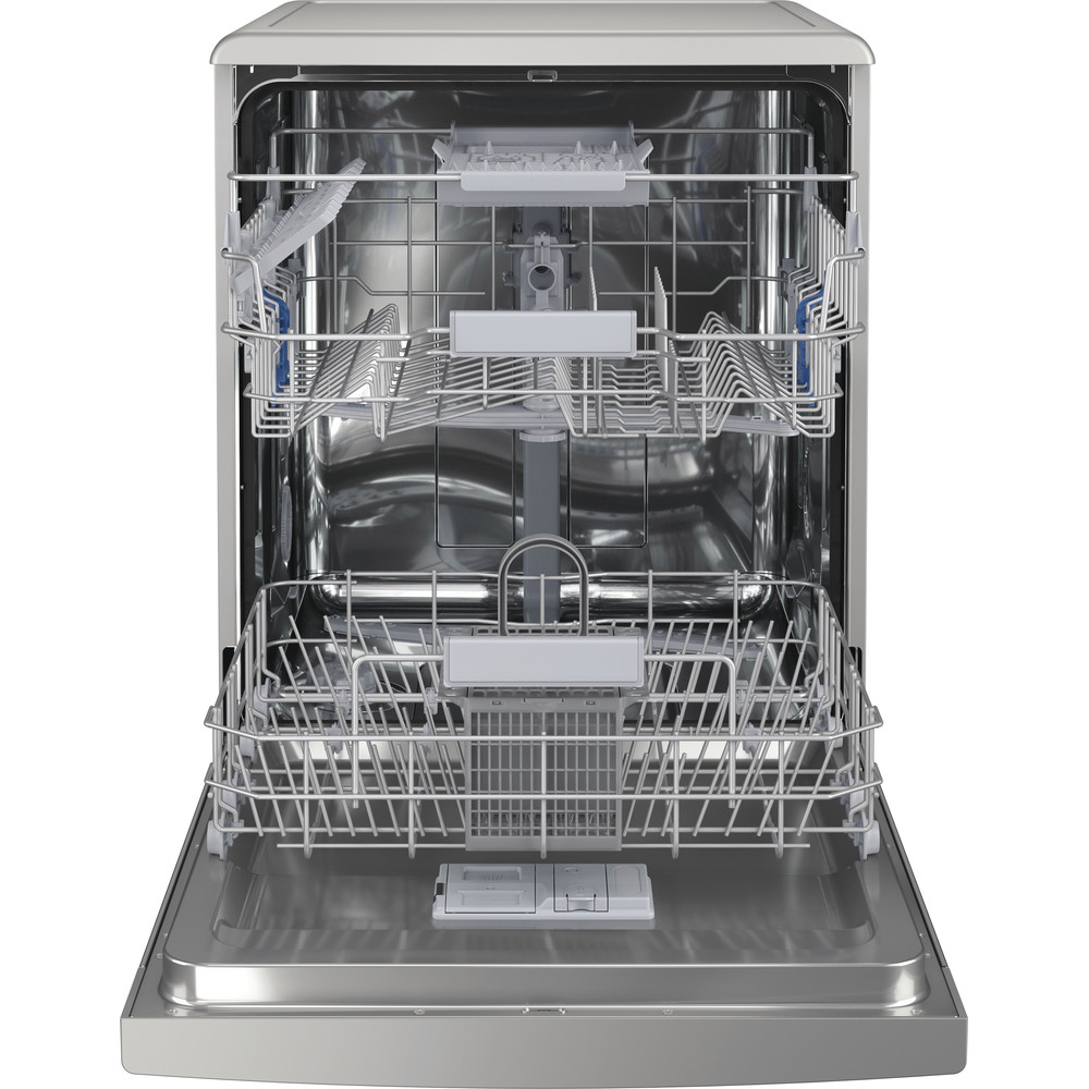 Indesit Mašina za pranje posuđa Samostojeći DFC 2B+19 AC X Samostojeći F Frontal open