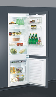 Whirlpool built in fridge freezer - ART 6500 D EX