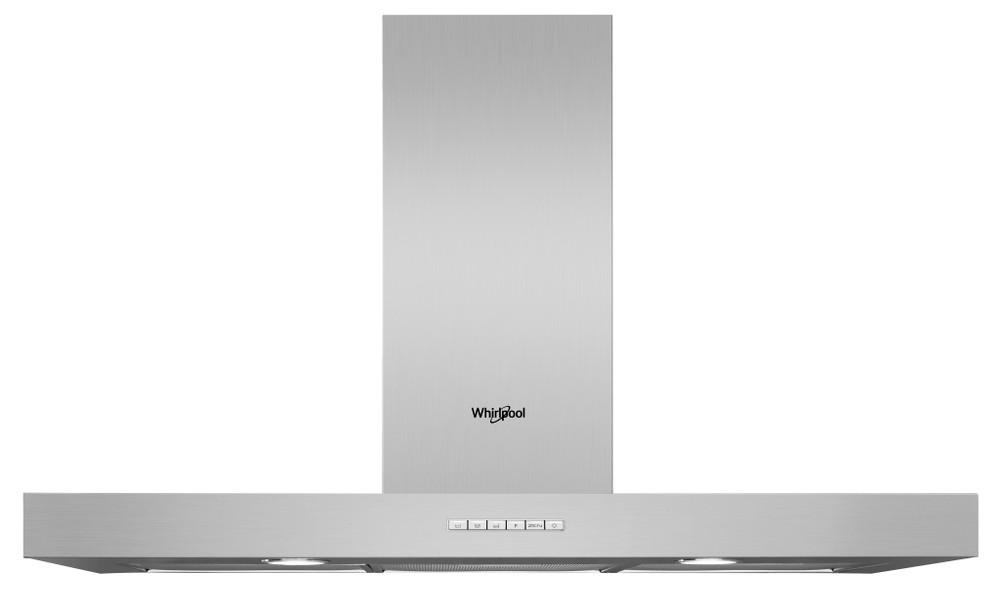 Whirlpool Liesituuletin Kalusteisiin sijoitettava WHBS 93 F LE X Inox Wall-mounted Elektroninen Frontal